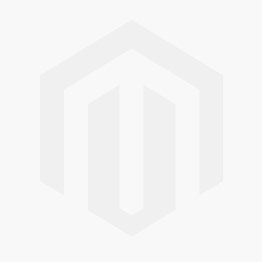 ZR180522-AW Large Iron Flower Cart with Roof in Antique White